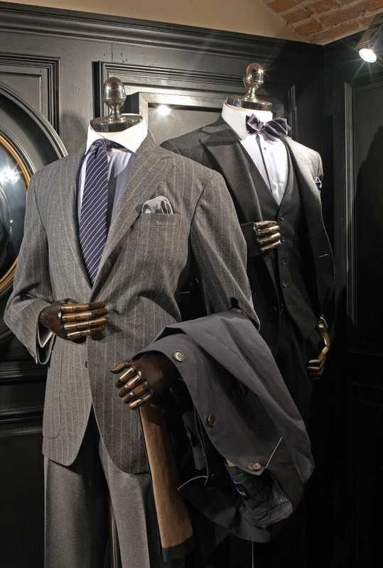 Hackett focused on neater tailoring