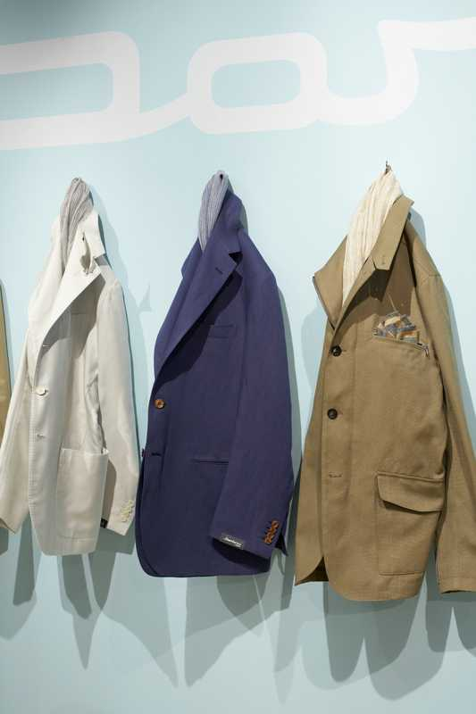 Jackets by Sartorio