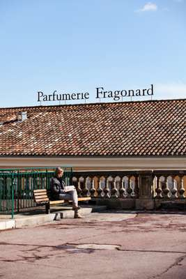 Fragonard's historic Grasse factory