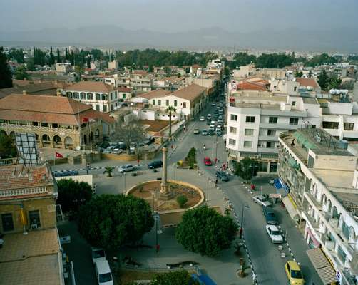 City of Nicosia, Northern Cyprus