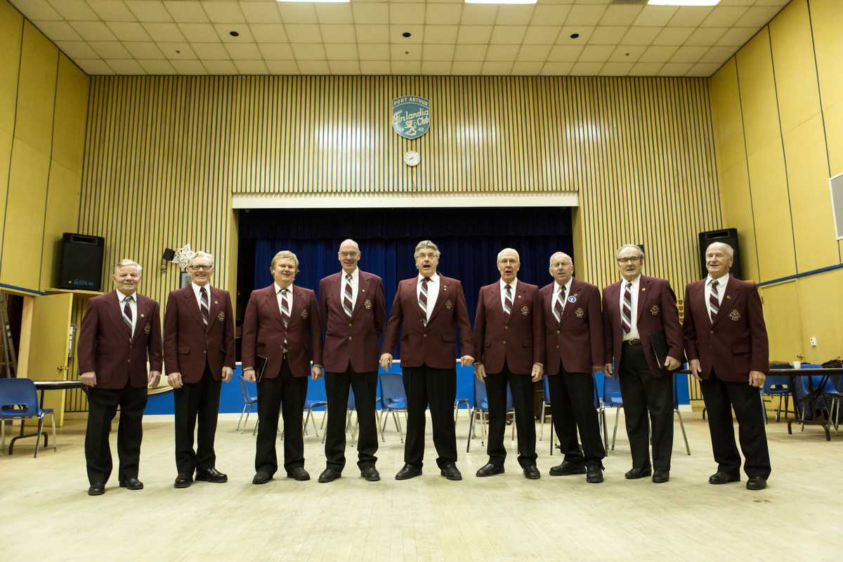Otava male choir