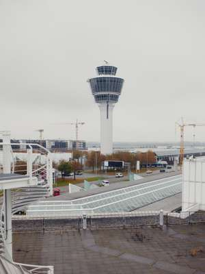 Munich and Helsinki airports