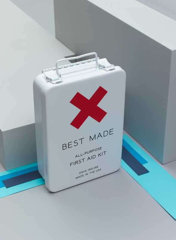 Best Made/first aid kit