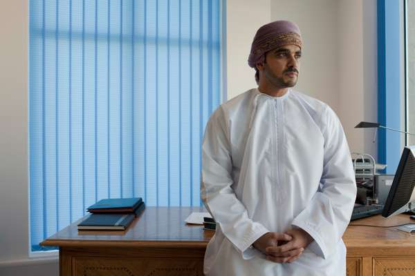 Faisal al Said, head of Brand Oman