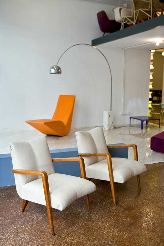 Karim Bekdache furniture gallery