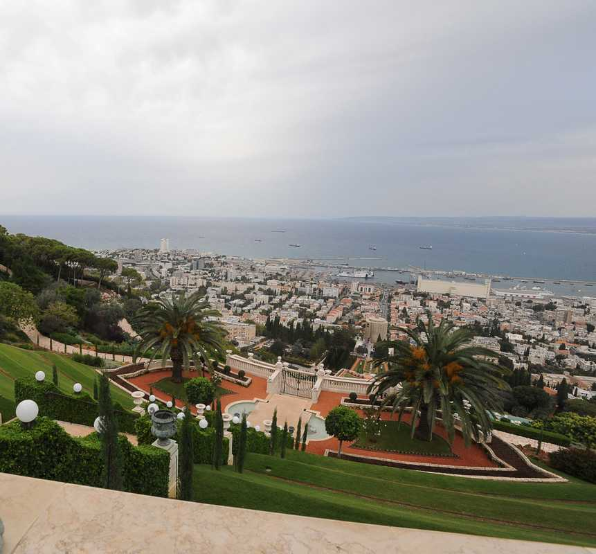 Haifa and its port