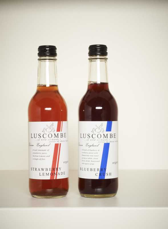 7- Luscombe fruit drinks