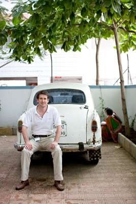 John Roebuck, whose engineering services centre is in Pune
