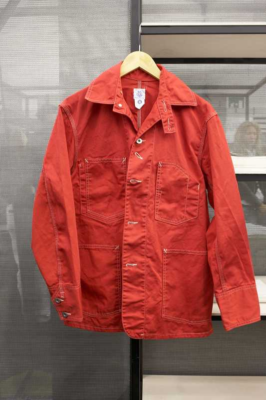 Engineer's jacket by Post O'Alls
