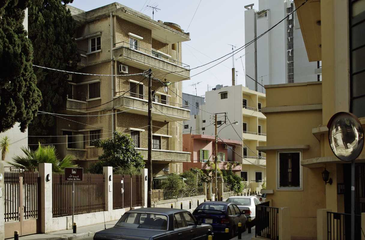 Rue Ashrafieh, close to the ABC Mall