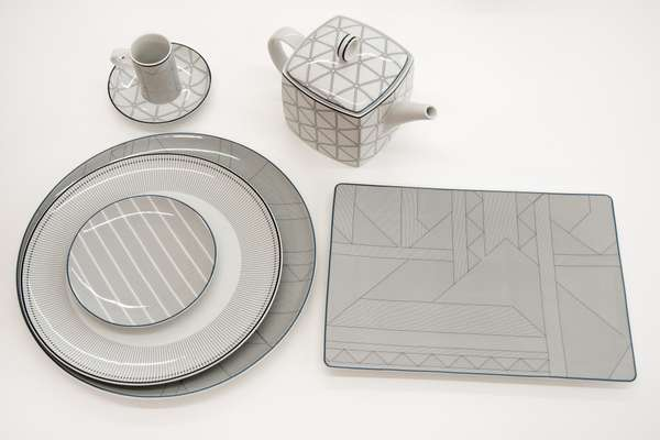 'Orquestra' tableware by David/Nicolas