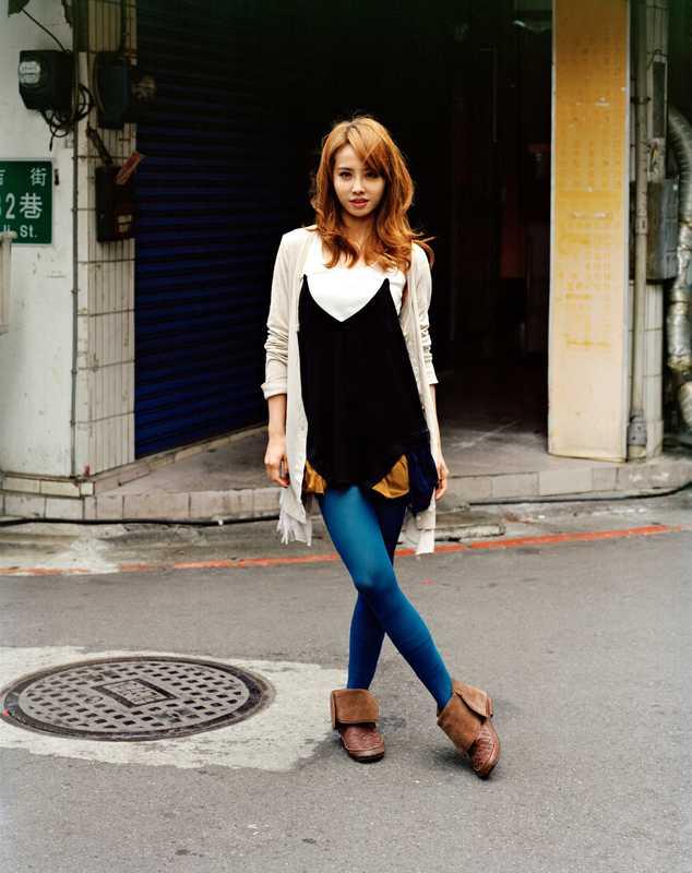Jolin, Taiwan's No 1 idol