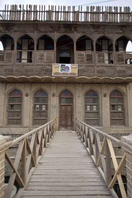 Shanasheel, in the old part of Basra
