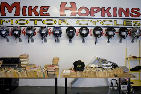 Mike Hopkins Motorcycles