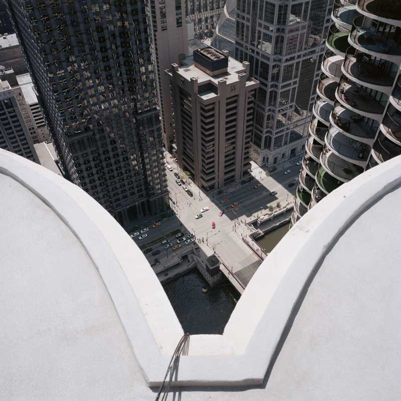 View from the East Tower roof