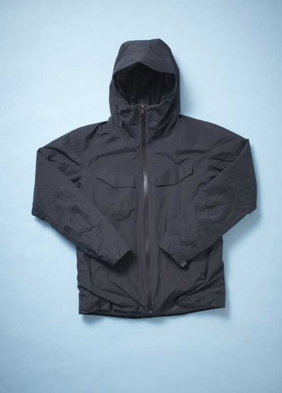48. Arc'teryx veilance parkable jacket
