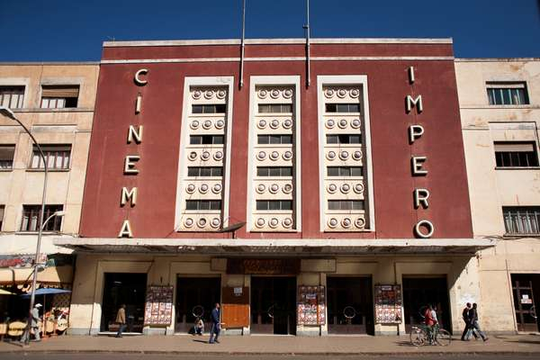 Art Deco cinema