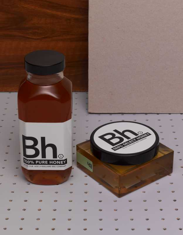 7. Ballard Bee Company/ honey