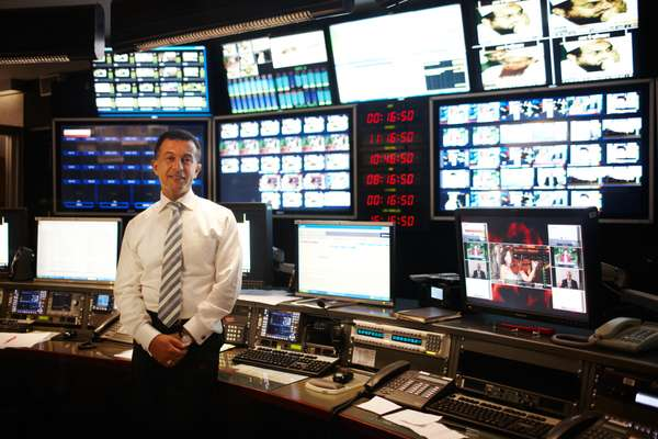Michael Ebeid, SBS managing director
