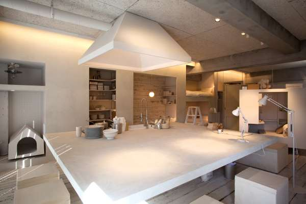 Real Tokyo Estate and Tsutaya's DIY renovation project
