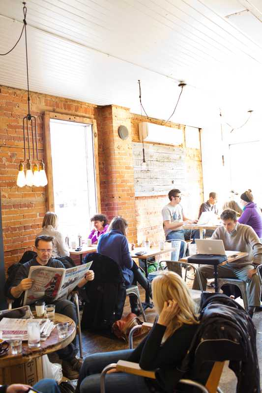 The Good Neighbour café