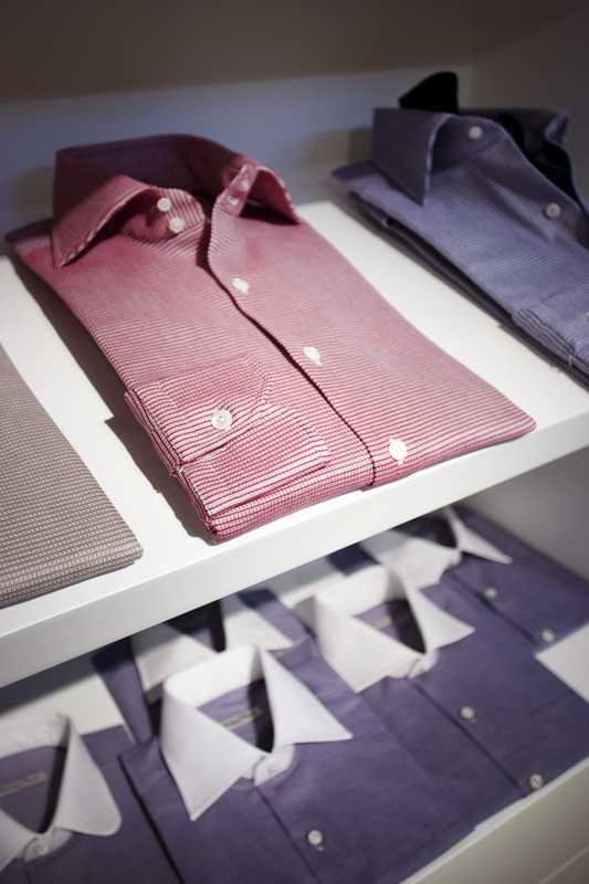Aertex shirts by Salvatore Piccolo