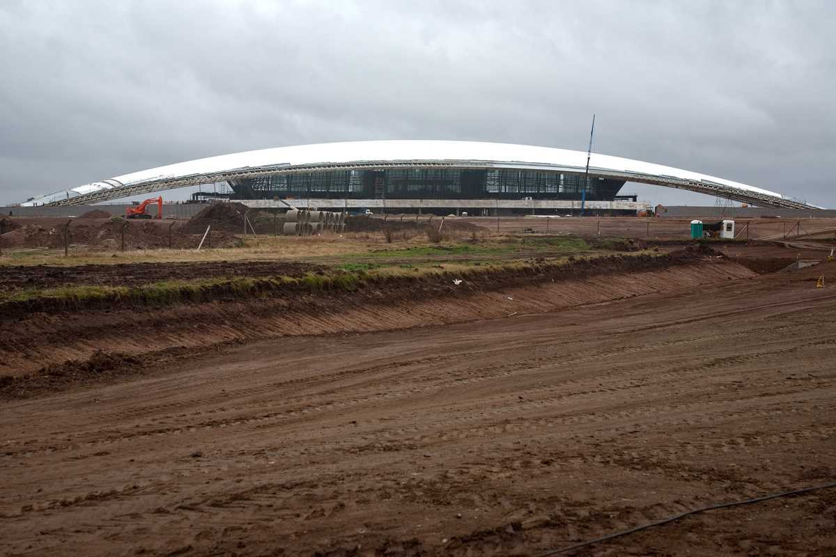Coming soon: the new Carrasco International Airport