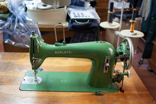 Classic Borletti sewing machine
