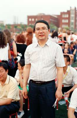 Wang Yongli, deputy director of Hanban