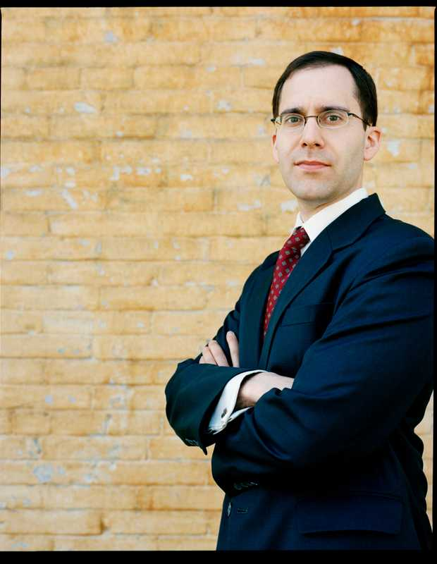 James Liotta, an American expat lawyer with Lehman, Lee & Xu