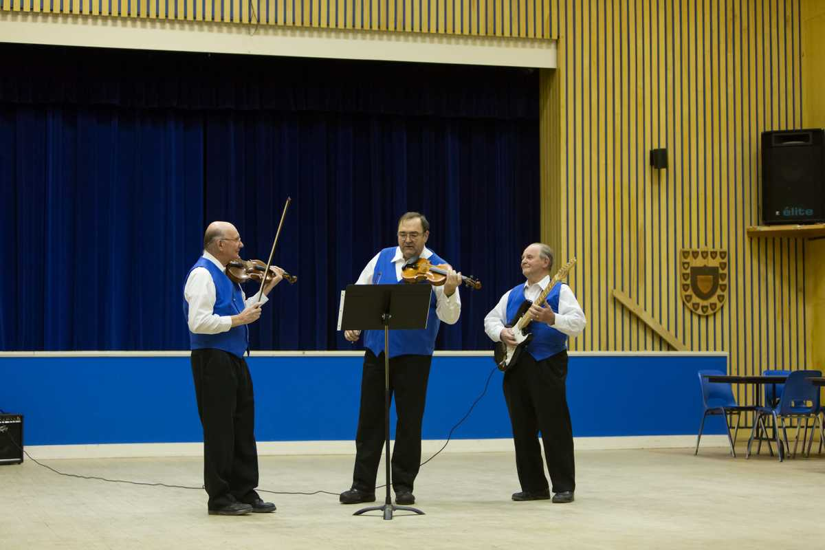 The Finnish Pelimanni Orchestra