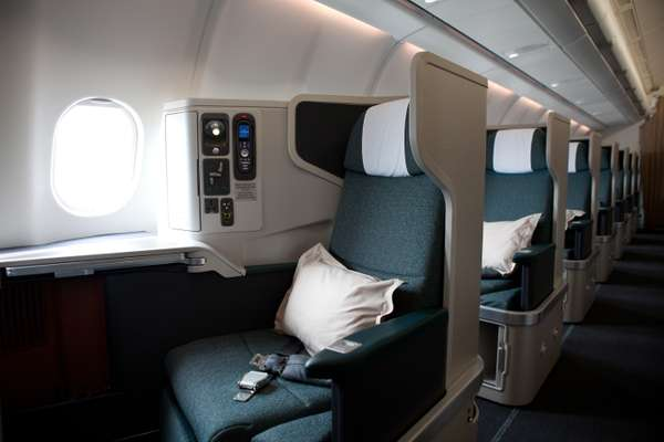 7. Cathay Pacific