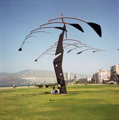 Waterfront art, Izmir