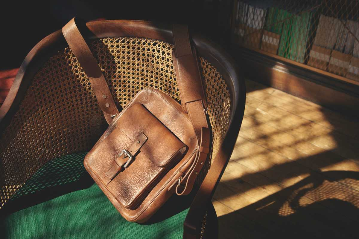 The Bag  - Satchel by Dunhill