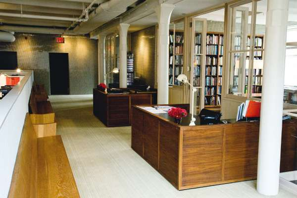 Office 1 (Andre Balazs' Properties, New York): Main office