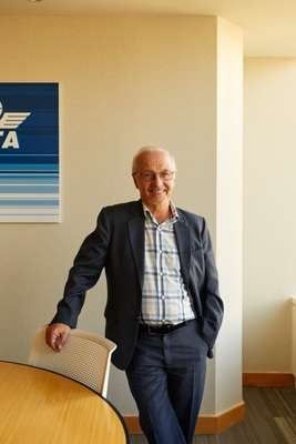 Guy Brazeau, director IATA consulting