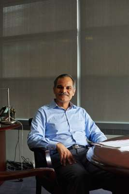 Amir Asif, Dean of the Faculty of Engineering and Computer Science