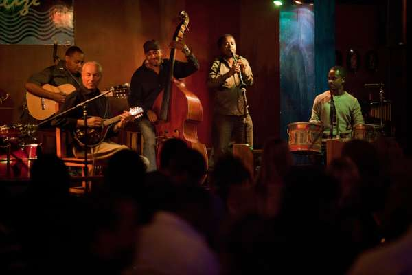 Addis Acoustic Project at Club Alizé in April
