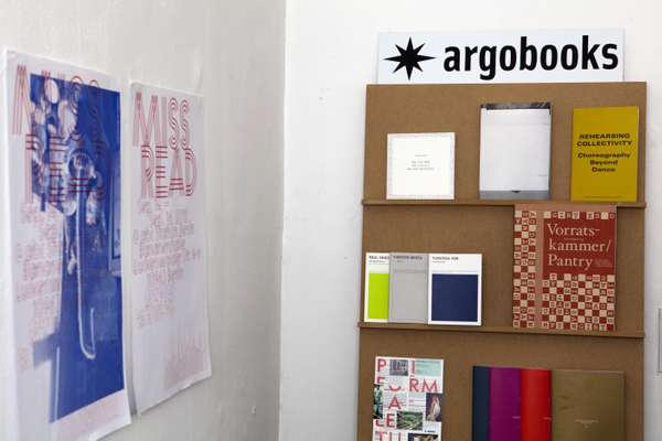 Argobook display