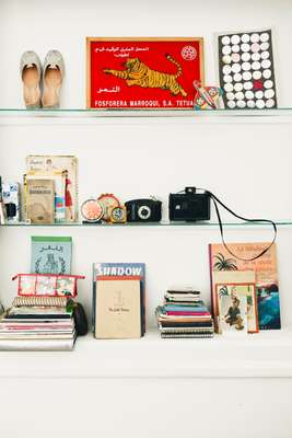 Marshan medina issue 62 magazine monocle for B q living room shelves