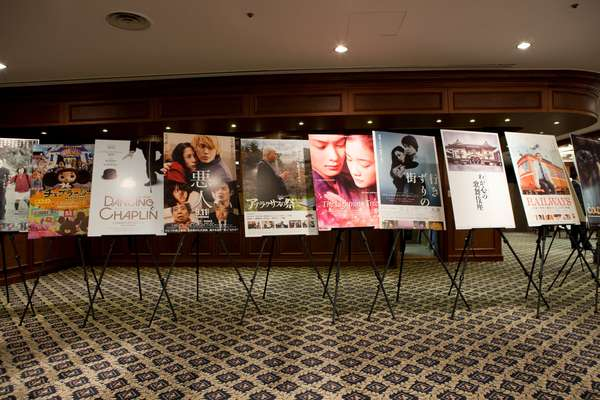 Japanese films being promoted at PIFF