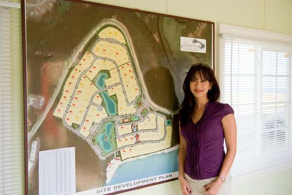 Wendy Hortiz, principal broker for The Laguna