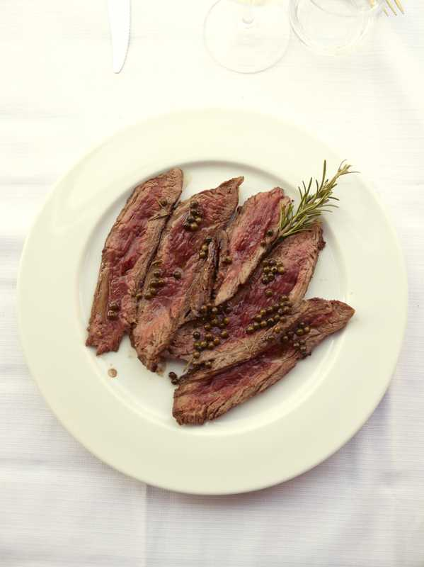 Grilled Chianina sirloin
