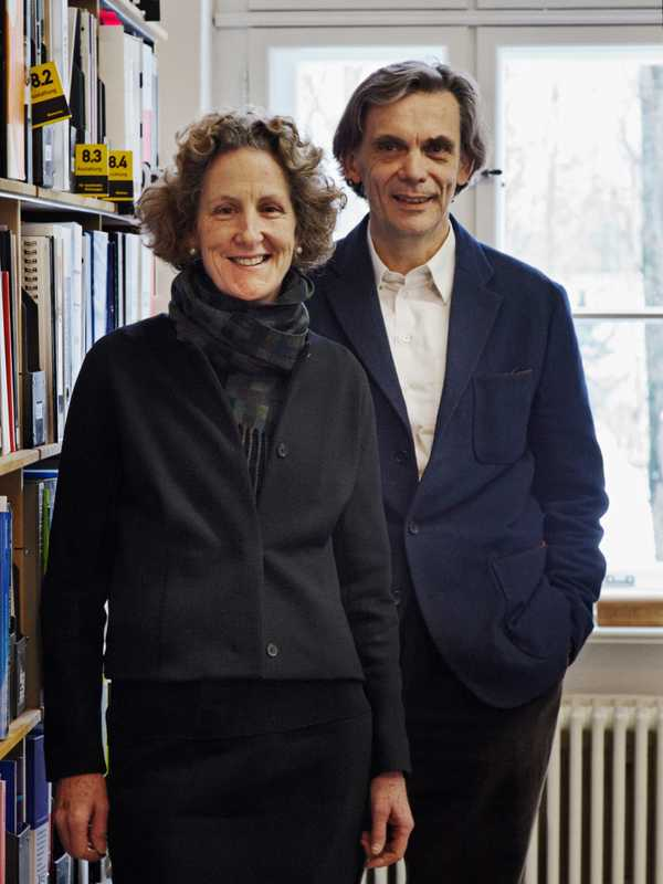 Louisa Hutton and Matthias Sauerbruch