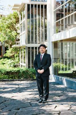 Kentaro Ishio, general manager