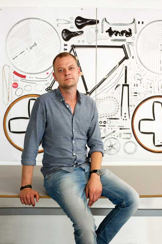 Lasse Dahl, CEO of Designit