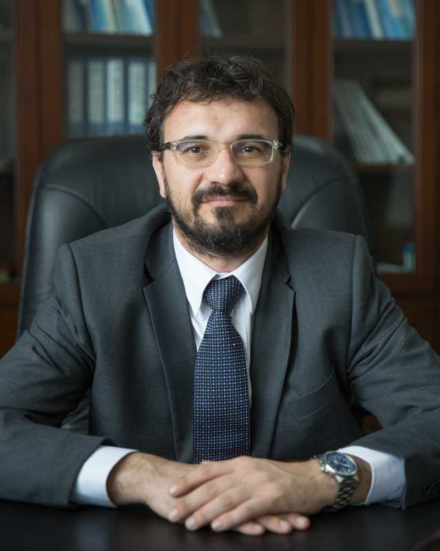 Maurizio Giansiracusa, deputy general manager of Saic-Iveco