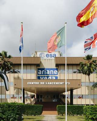Kourou Space Centre