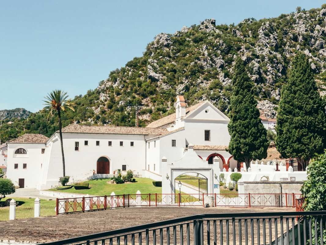 The town's 17th-century Capuchinos convent is now a shrine to industrial history