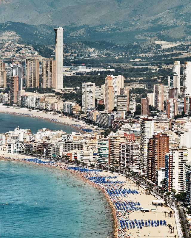 Playas de Poniente and Levante